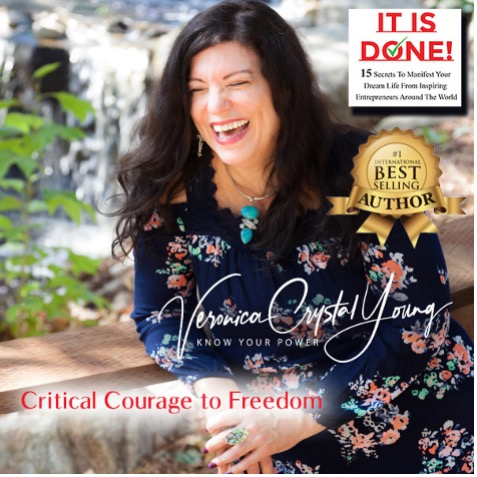 """Veronica Crystal Young, #1 Bestselling Author of """"It Is Done!"""""""