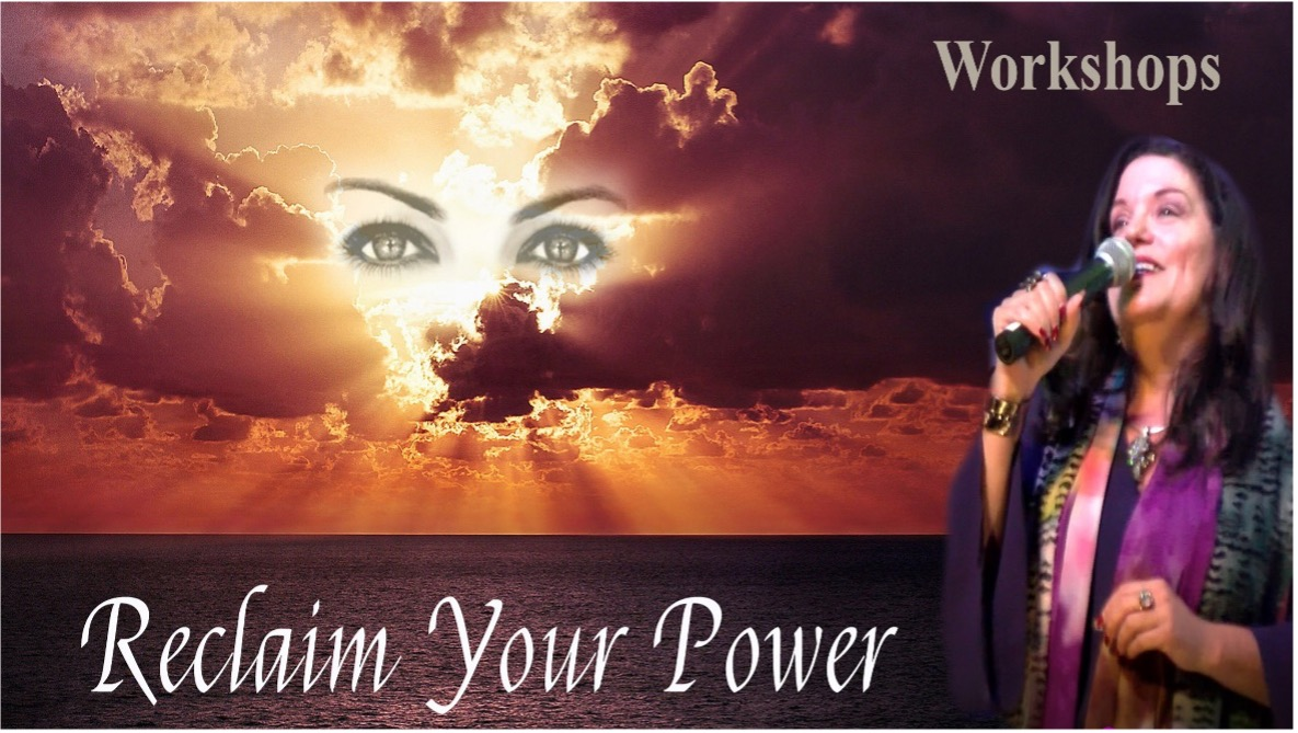 Veronica Crystal Young's Workshops: Reclaim Your Power