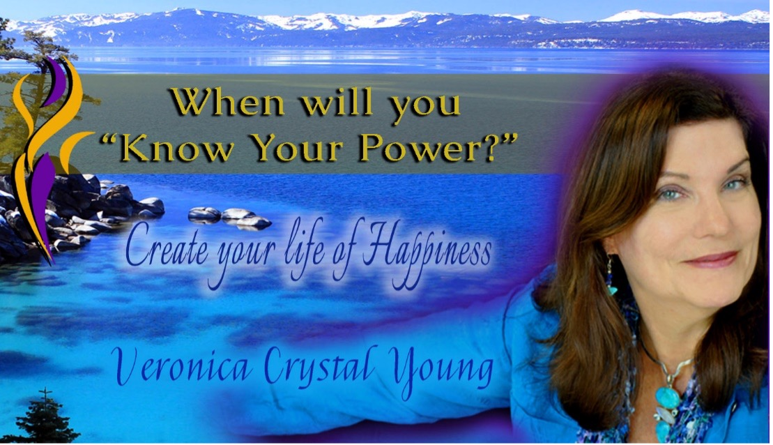 Veronica Crystal Young | Create Your Life of Happiness